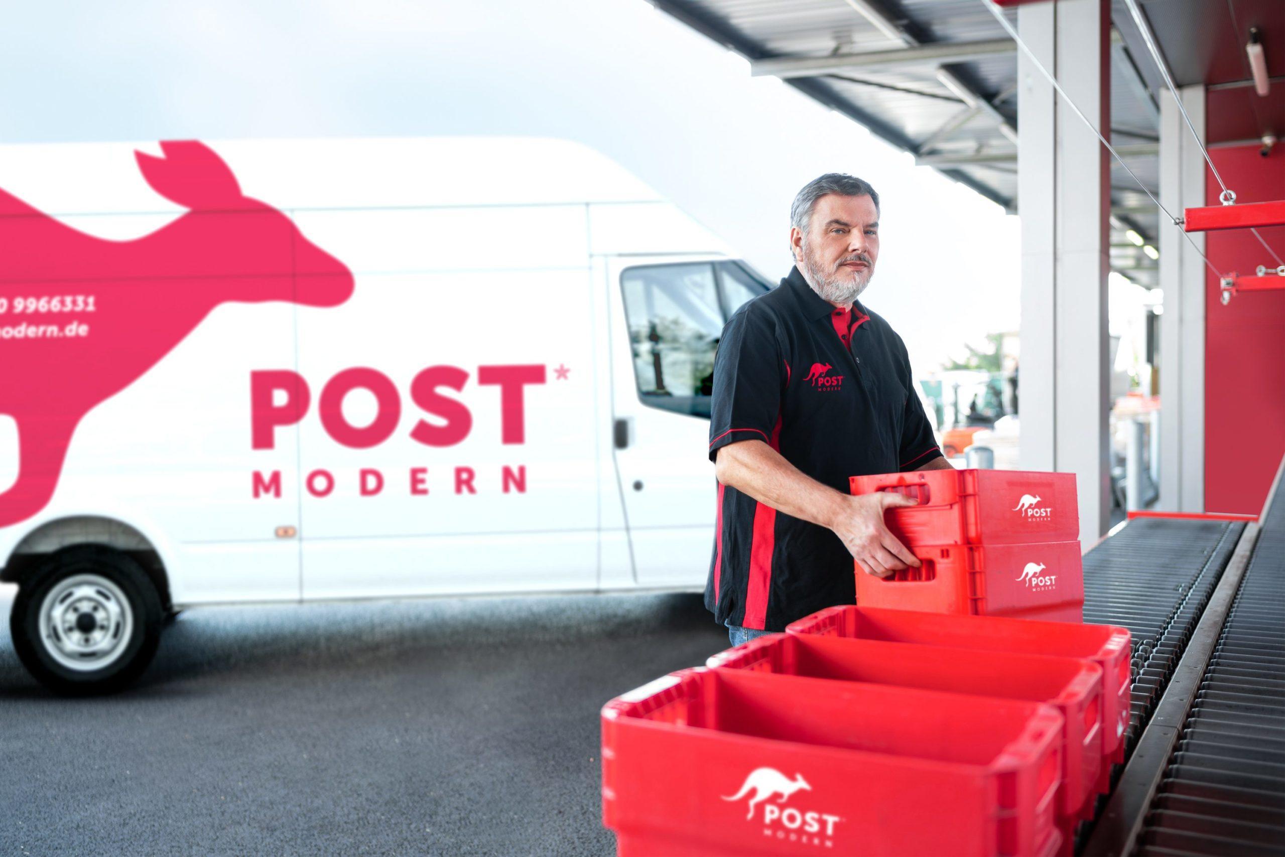 PostModern Geschäftskunden